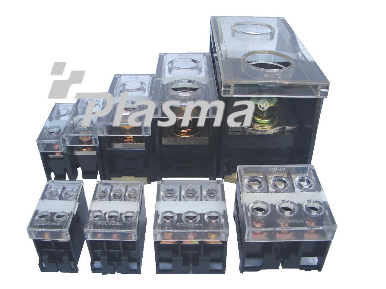 Plasma Electric » TERMINAL BLOCK # DIN RAIL TYPE