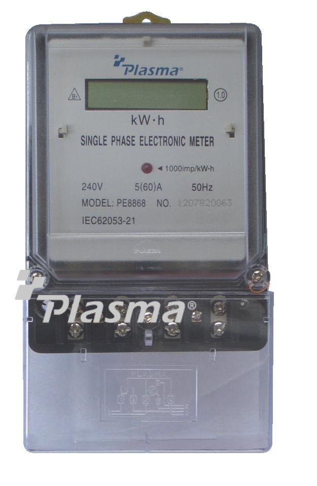 Plasma Electric » Product Categories » KWH Meter on