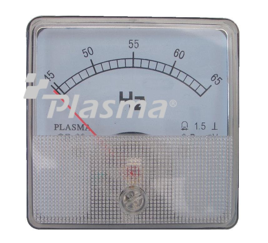 Plasma Electric 187 Ob 60 Frequency Meter