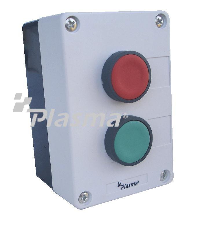 Plasma Electric 187 Push Button C W Box