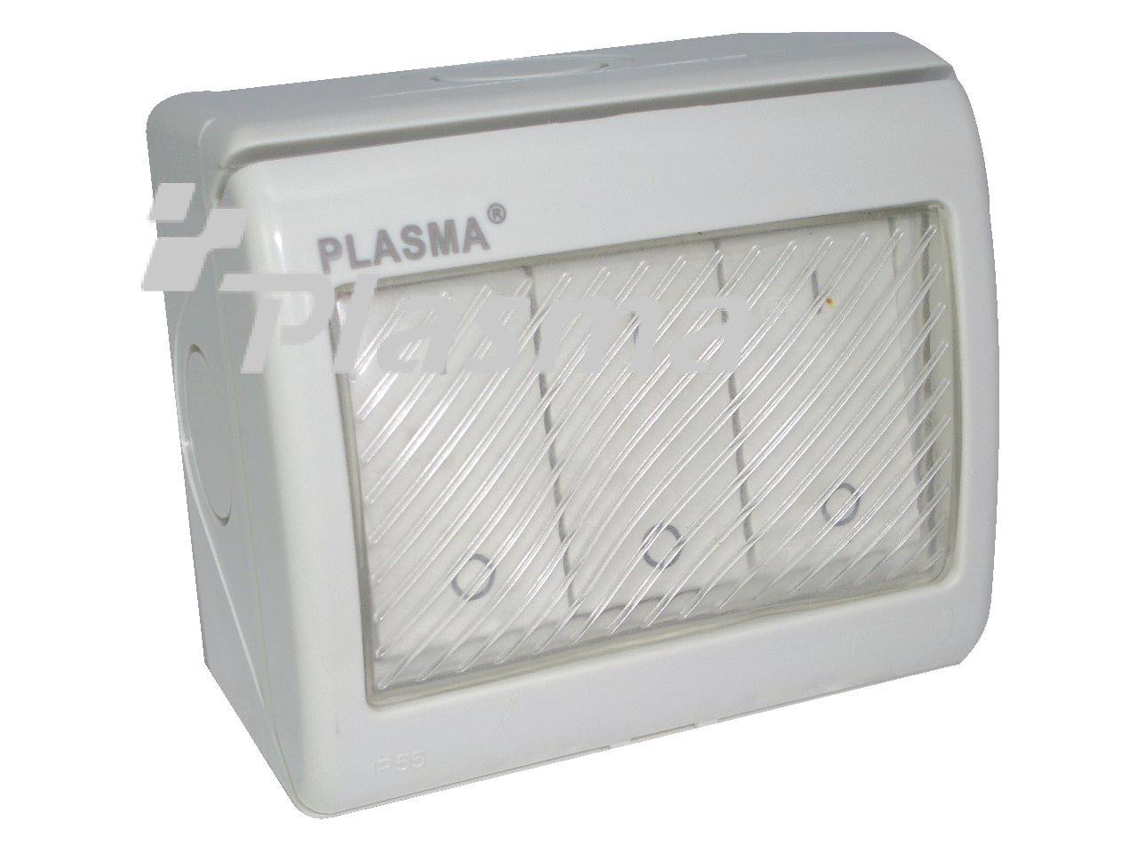 Plasma Electric » WEATHERPROOF 2 POLE SWITCH
